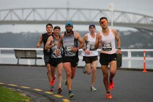 Akld Marathon 2014