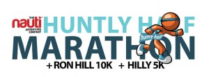 Huntly Half 2015 Logo