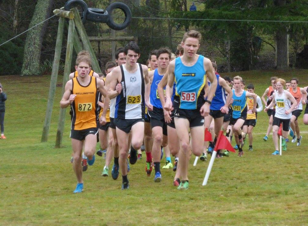 North Island Cross Country Champs  Results